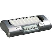 Powerex MH-C800S  Schnellladegerät für bis 8 x AA / AAA