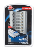 Hähnel Ladegerät PowerStation Ventra 8