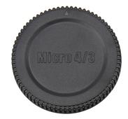 JJC L-R7 Gehäusedeckel und Objektivrückdeckel Set für Micro 4/3 Mount Objektiv / Kamera