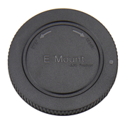 JJC L-R9 Gehäusedeckel und Objektivrückdeckel Set fürSony E Mount Objektiv / Kamera