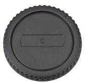 JJC L-R1 Gehäusedeckel und Objektivrückdeckel Set für Canon EOS EF EF-S