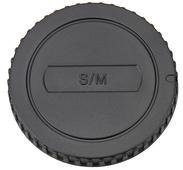 JJC L-R6 Gehäusedeckel und Objektivrückdeckel Set für Sony / Minolta AF Mount Objektiv / Kamera