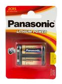 Panasonic Lithium Power 2CR5 6V (1er Blister)