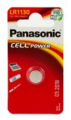 Panasonic Cell Power LR1130 1.5V Micro Alkaline (1er Blister)