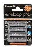 Panasonic Eneloop Pro Ni-MH Akku 2500 mAh AA (4er Blister)