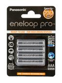 Panasonic Eneloop Pro Ni-MH Akku 930 mAh AAA (4er Blister)