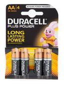 Duracell Plus Power AA, LR6 (4er Blister)