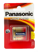 Panasonic Lithium Power CR-P2 6V (1er Blister)
