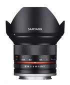 Objektiv Samyang 12mm F2.0 NCS CS Sony E-Mount Black
