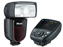 Nissin Di700A Flash + Commander Air 1 KIT for Nikon
