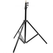 Westcott Lampenstativ 198 cm für Studioblitz, Studioleuchte oder Aufsteckblitz an Blitzneiger
