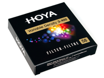 Hoya Variable Density Filter 3-400 ND 82mm