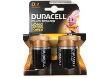 Duracell Plus Power D, LR20 (Pack of 2)