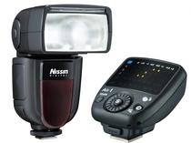 Nissin Di700A Blitzgerät + Commander Air 1 KIT für Canon