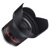 Objektiv Samyang 12mm F2.0 NCS CS Canon M (black)