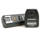 Yongnuo RF-602 Blitz- und Funkauslöser mit 100 m Reichweite für Nikon