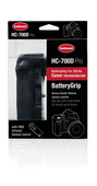Hahnel Battery grip HC-700D Pro with Infrared Remote Control for Canon DSLR