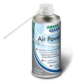 Green Clean G-2025 Air Power, Druckluftspray, Standart Ventil, Einwegauslöser 250ml (100ml = 6€)