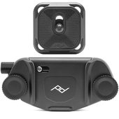 Peak Design Capture Camera Clip v3 Schwarz