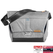 Peak Design Everyday Messenger Bag 13 V2 Ash Hellgrau