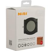 NiSi Filterhalter Kit für 100mm V5 Pro mit  Pro CPL Pol Filter