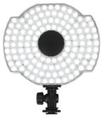 LedGo R126 LED Ringleuchte Ring light für Studio oder DSLR mit Shotgun Mikrofone