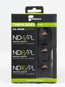 PolarPro Cinema Filter 3er Pack Vivid für DJI Spark ND4 ND8 ND16 PL