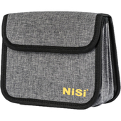 NiSi Filter Bag, Pouch, Holder Gray for 4x 100x100mm or 100x150mm (100mm Series)