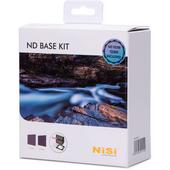 NiSi ND Base Kit 100 mm Filterset IR ND8 ND64 Tashe Box 0.9 1.8
