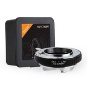 K&F Adapter, Exakta Objektiv auf Leica M Kamera M1 M2 M3 M4 M5 M6 M7 M8 M9 M10 MP MD