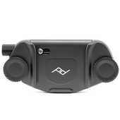 Details zu  Peak Design Capture Clip v3 Black - Kameraclip