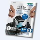Green Clean SC-4060 Sensor Reiniger für Vollformatkamera DSLR, 24x36