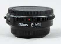 Metabones Canon EF to MFT T Lens Adapter 0.58x for Blackmagic Design Super 16 Cameras (Black)