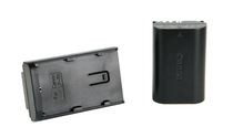 Ledgo Adapter Plate for Canon LP-E6 batteries