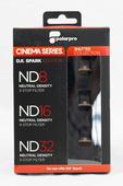 PolarPro Cinema Filter 3er Pack Shutter f DJI Spark, ND8 ND16 ND32