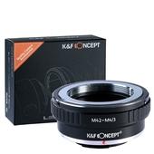 K&F Adapter, M42 Objektiv to Panasonic Olympus Kamera with micro 4/3 Bajonett
