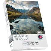 Cokin Z-Pro U300-02 Gradual ND Kit inkl. 3 Filter (Z121, Z121M, Z121L)