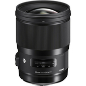 Weitwinkel Objektiv Sigma 28mm f/1.4 DG HSM Art für Nikon F