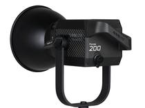 Nanlite Forza 200 LED Light mit Tasche, Studio Leuchte, 5600K, daylight