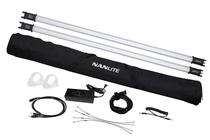 Nanlite 2er kit PavoTube 30C 4' RGBW LED Tube with Internal Battery, dual Light Kit