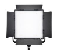 LEDGO LG-600CSCII Digital Bi-Color LED Leuchte mit Digitaldisplay und Tasche