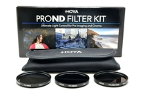 HOYA Pro ND Filter Kit  ND8 ND64 ND1000 77mm