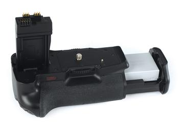 Hähnel Batteriegriff HC-700D Pro mit Infrarot Fernauslöser für Canon EOS