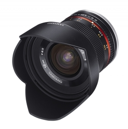 Objektiv Samyang 12mm F2.0 NCS CS MFT Black