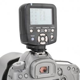 Yongnuo Steuereinheit YN560-TX Canon Blitz- und Funkauslöser für YN560 III, IV & RF-602, RF-603, RF-603 II