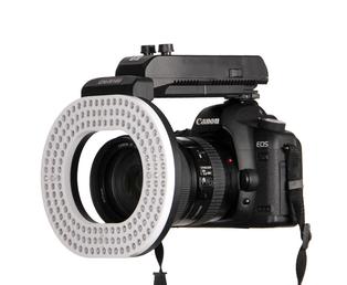Nanguang R160 LED Ringleuchte Kameraleuchte Videoleuchte