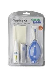 Green Clean Cleaning Kit für Foto, Video EDV Audio & Hobby Reinigungsset CS-1500