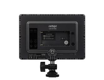 LEDGO E116C Bi-color Dimmbare 11,6 W Bi-Color LED Soft Leuchte mit 116 LEDs