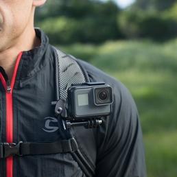 Peak Design P.O.V. Kit Adapter für GoPro Kamera / Digitalkamera an Capture / CapturePro Clip