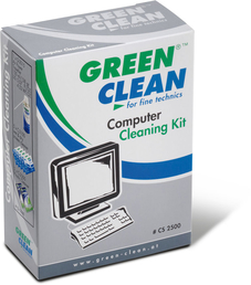 Green Clean Computer Cleaning Kit CS-2500